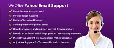 Yahoo Mail Tech Support Helpline Center