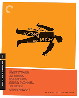 Anatomy of a Murder - Cover