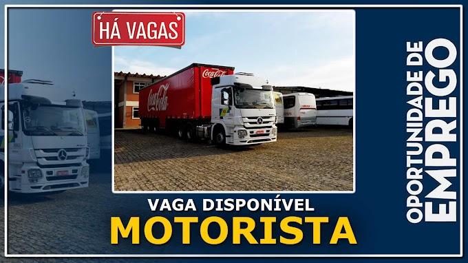 Vix Logistica abre vaga para Motorista de Caminhão