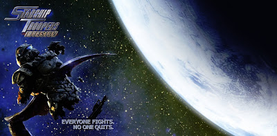 Starship Troopers Invasion Movie