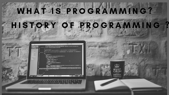 What is Programming ? What is the History of Programming ? | Hindi