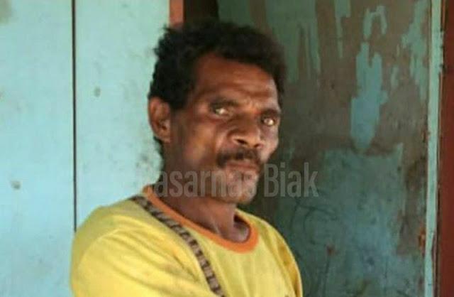 Pria 40 Tahun, Aquila Asyerem Hilang di Hutan Suneri, Yendidori Biak Barat
