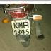 15º BPM apreendeu motocicleta com placa adulterada na BR - 232 em Belo Jardim, PE