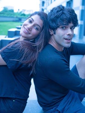 Mrinal Dutt and Anuja Joshi