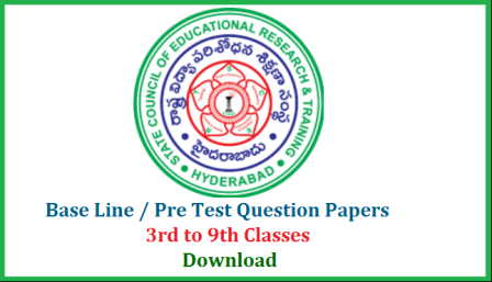 Telangana SCERT is going to implement Attainment of Basic Competencies ABC like LEP 3RS previously. TS SCERT conducting work shop on Preparation of Pre Test Question Papers for ABC. So State Council for Education Research and Training SCERT is going to replace ABC in the Place of LEP 3RS. Headmasters and Teachers have to conduct Baseline Test/Pre Test to conduct ABC Programme telangana-ts-scert-base-line-test-pre-test-question-papers-abc-lep-3rs-download