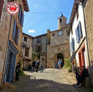 Cordes sur Ciel (Porte de l'horloge), Francia