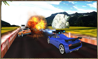 Death Racing Rivals 3D mod Apk data full speed