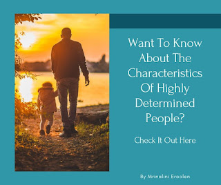 Characteristics Of Highly Determined People