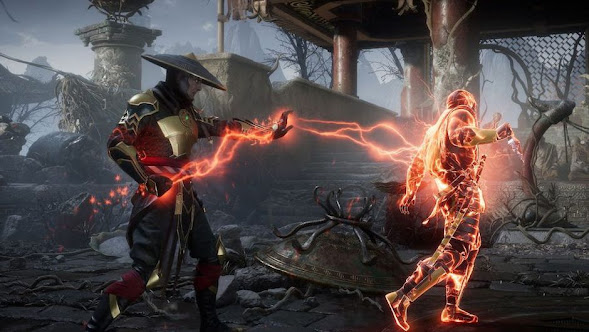 MK11 Review gameplay
