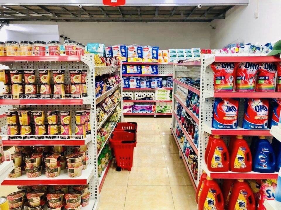 Tư vấn setup siêu thị Thái Long mart tại huyện Cẩm Giàng, Hải Dương