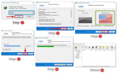 Kau OPS - Instal IDM Full Versi Tanpa Registrasi Bagian 2
