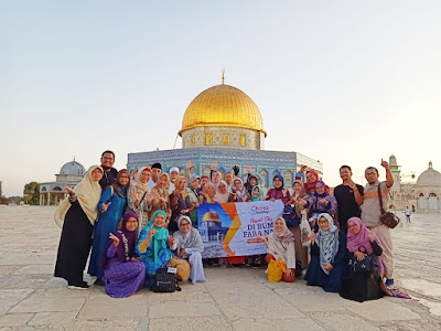Dome of The Rock, Palestina