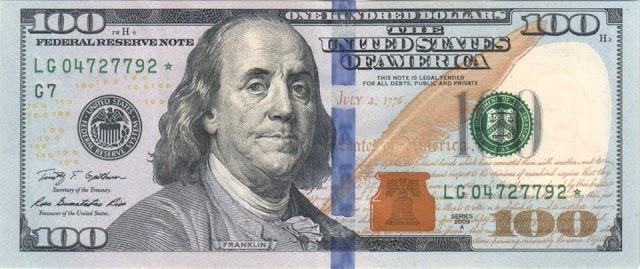 Những điều thú vị về người đàn ông được in trên tờ 100 đô