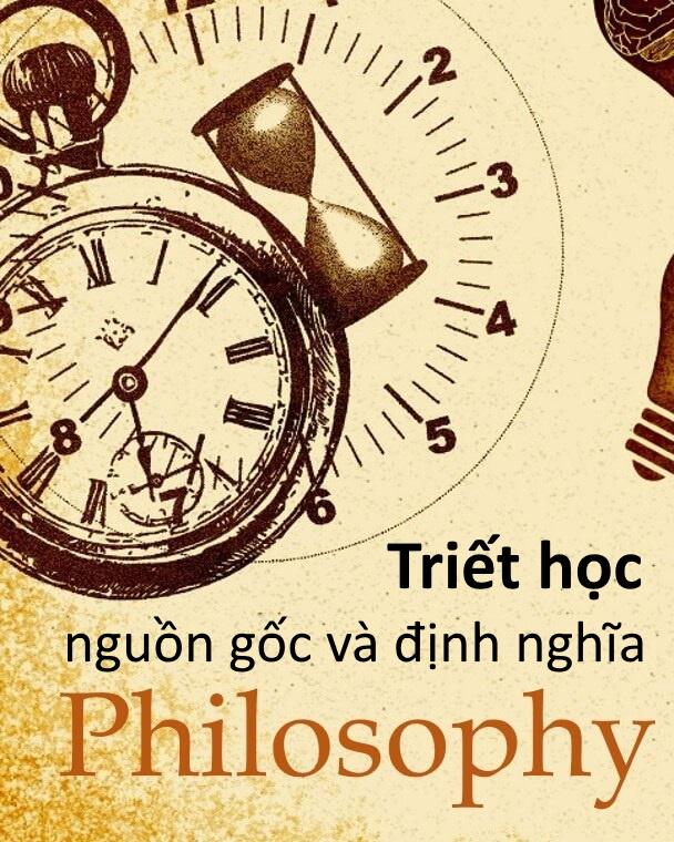 Nguồn gốc và khái niệm triết học - Slide bài giảng triết học Mác - Lênin