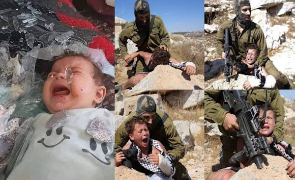 Εγκλήματα πολέμου στην Παλαιστίνη και ατιμωρησία