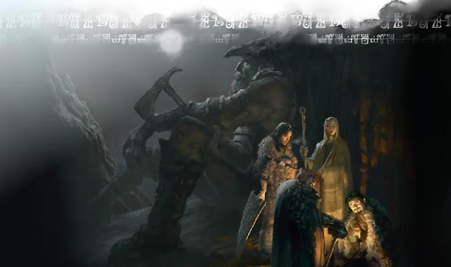 Reseña D&D - El Trueno del Rey de la Tormenta - Gigante Hielo