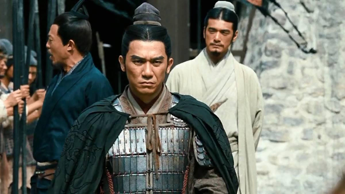 Tony Leung - Takeshi Kaneshiro di 'RED CLIFF'