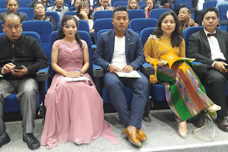 R lalhmangaihpuii First Miss Zofa 2018