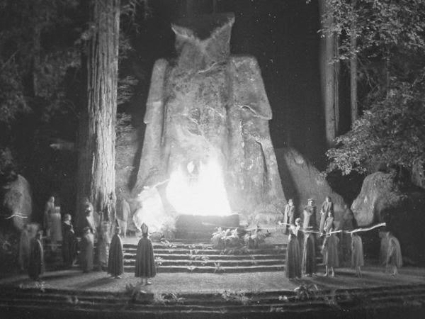 Ritual Beltane, Namrud Semiramis