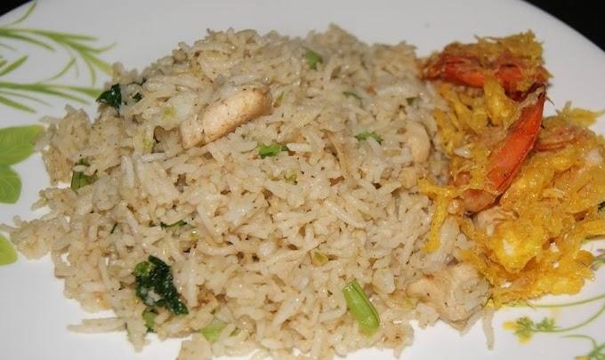 10 Resepi Pelbagai Jenis Nasi Goreng Yang Sedap (Part 1)