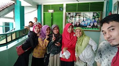 Kesan Pesan Muridku di SMA Islam Dian Didaktika