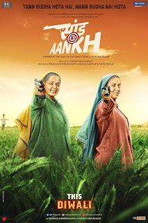 Saand Ki Aankh (2019) Hindi Movie Pre-DVDRip | 720p | 480p