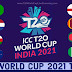 T20 World Cup 2021 Teams, Squads, Player list