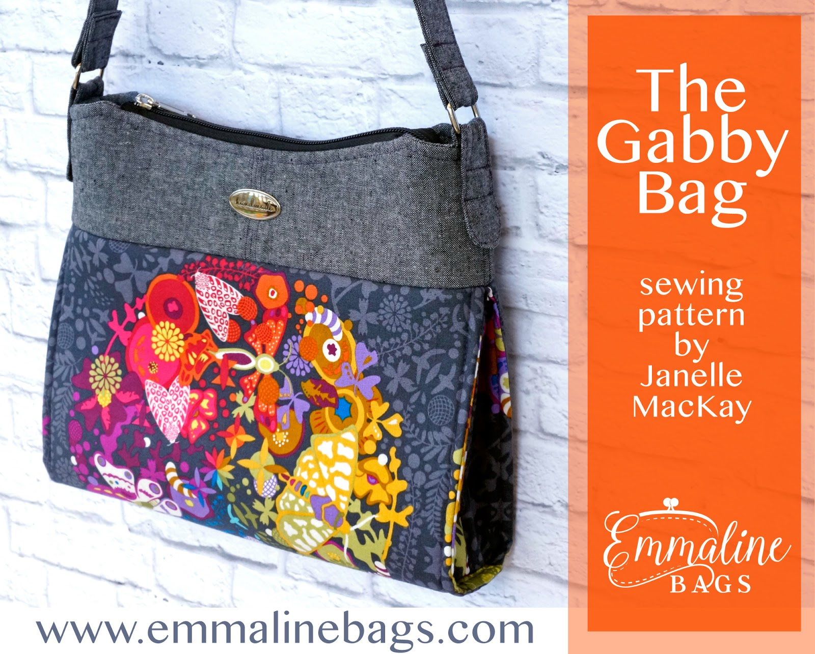 The Gabby Bag Sewing Pattern Publicly Released