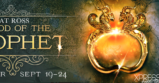 BLOG TOUR: Blood of the Prophet (The Fourth Element #2) by Kat Ross - Ashley's Review + GIVEAWAY!