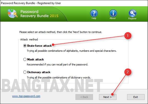 Cara Mengetahui Password File Office, PDF & WinRAR Yang Terkunci Brute-force Attack 12