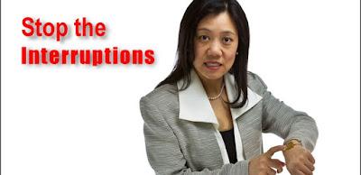 woman worried about procrastination