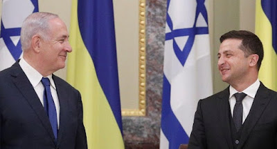 Зеленский встретился с Нетаньяху