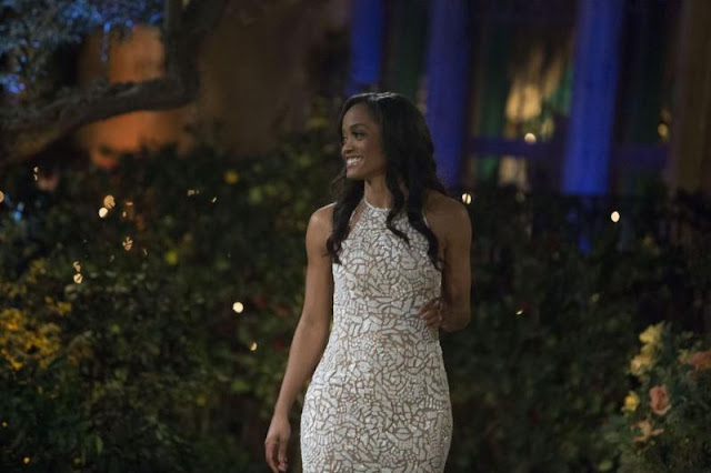 Rachel Lindsay Premiere Gown