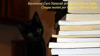 cure naturali per gatti libro