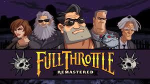 """Descarga gratis """"Full Throttle"""", juego de 1995, un gran trabajo de LucasArts"""