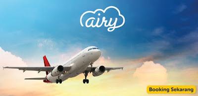 aplikasi booking tiket pesawat online