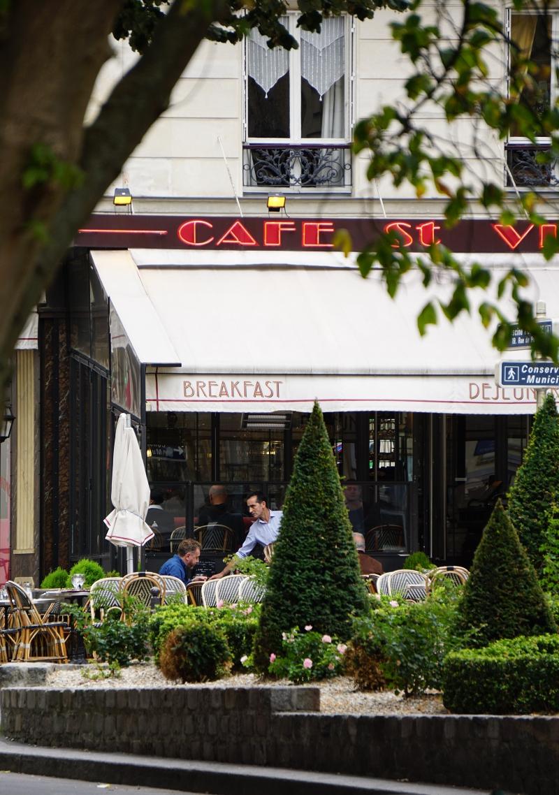 pariisi, ravintola, matkailu, matkablogi