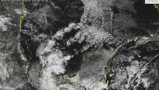 Esperan 11 grados para mañana jueves en Yucatán