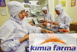 Lowongan Kerja Jobs : Pengawas Produksi, Analis Kesehatan, Analis Kimia, PT Kimia Farma (Persero) Tbk.