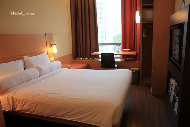 Ibis Singapore Novena Hotel Blog