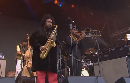 Live Bootlegs: Kamasi Washington - Live @ Glastonbury