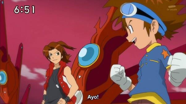 Digimon Xros Wars Season 3 episode 20 - 23