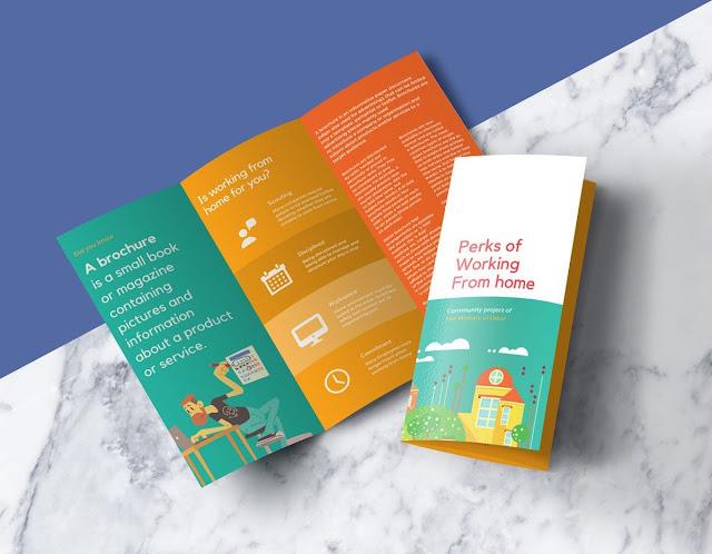 in brochure giá rẻ ở Đà Nẵng
