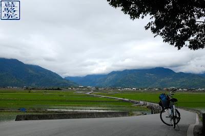 Le Chameau Bleu - Blog Voyage Taiwan - Balade dans les rizières de Taiwan - Voyage à Taiwan