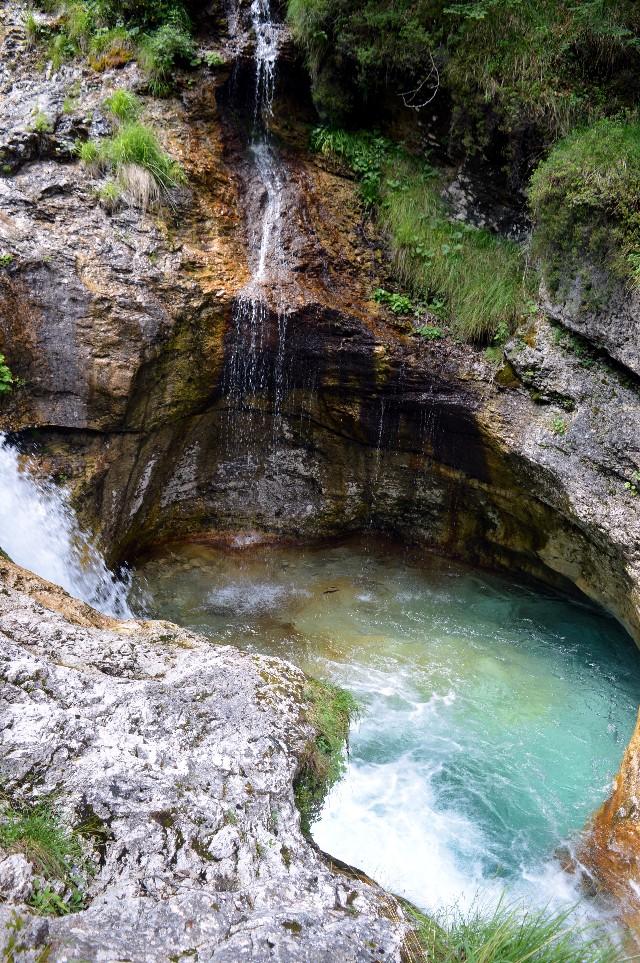 cascate dell'arzino