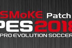 Smoke Patch V18.3.2 AIO Season 2021 - PES 2018