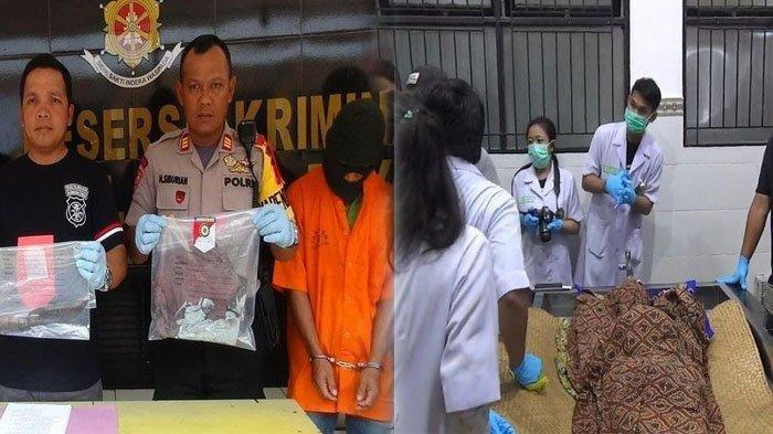 Siswa SMP Dibunuh Ayahnya Sendiri Di Palangkaraya