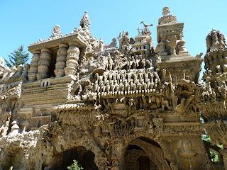 Palacio Ideal del Facteur Cheval.