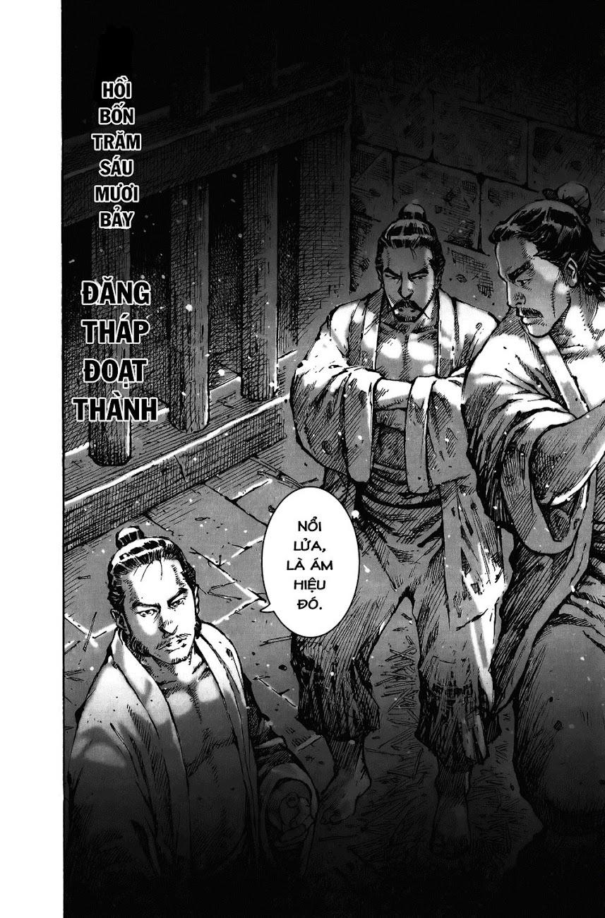 Hỏa phụng liêu nguyên Chương 467: Đăng tháp đoạt thành [Remake] trang 3