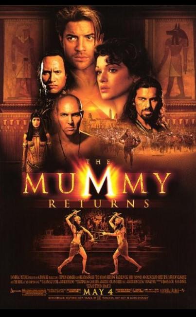 The Mummy Returns 2001 x264 720p Esub BluRay Dual Audio English Hindi GOPI SAHI